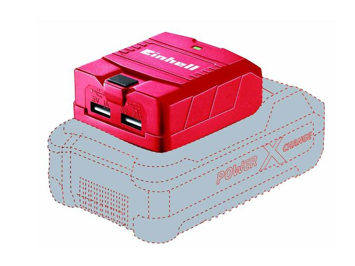 Einhell Ładowarka TE-CP 18 LI USB solo - 4514120 1