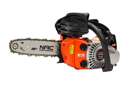 NAC Pilarka spalinowa łańcuchowa 1,2KM prowadnica 25cm - CST25-25AC 1