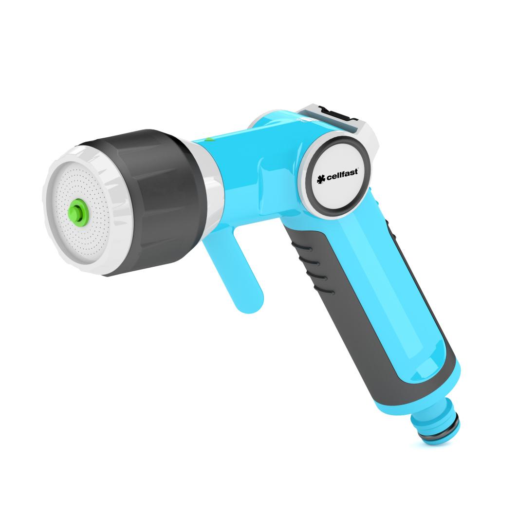 Cellfast Zraszacz pistoletowy wielofunkcyjny Ergo (53-330) 1