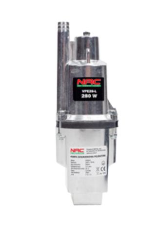 NAC Pompa zanurzeniowa pulsacyjna 280W 68m (VPE28-L) 1