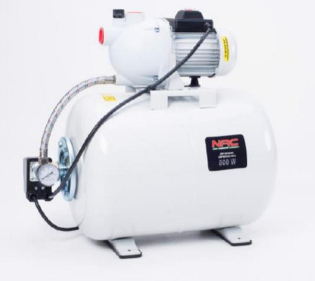 NAC Hydrofor 800W 50L 3200L/h (BSE80-50-K) 1
