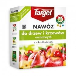 Target Nawóz granulowany do drzew i krzewów owocowych 1kg 1
