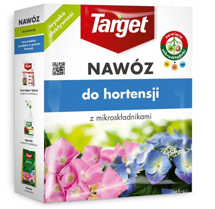 Target Nawóz granulowany do hortensji 1kg 1