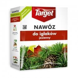 Target Nawóz granulowany jesienny do iglaków 4kg 1
