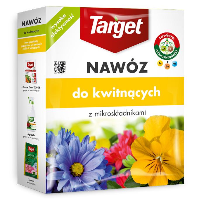 Target Nawóz granulowany do roślin kwitnących 1kg 1