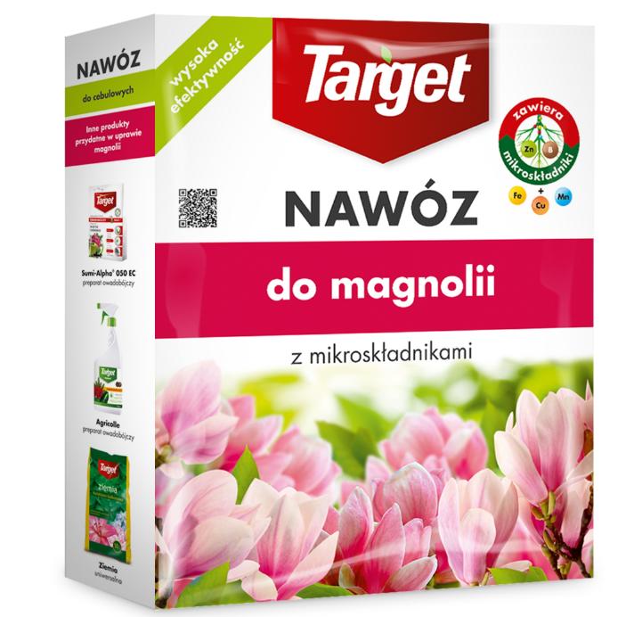 Target Nawóz granulowany do magnolii 1kg 1