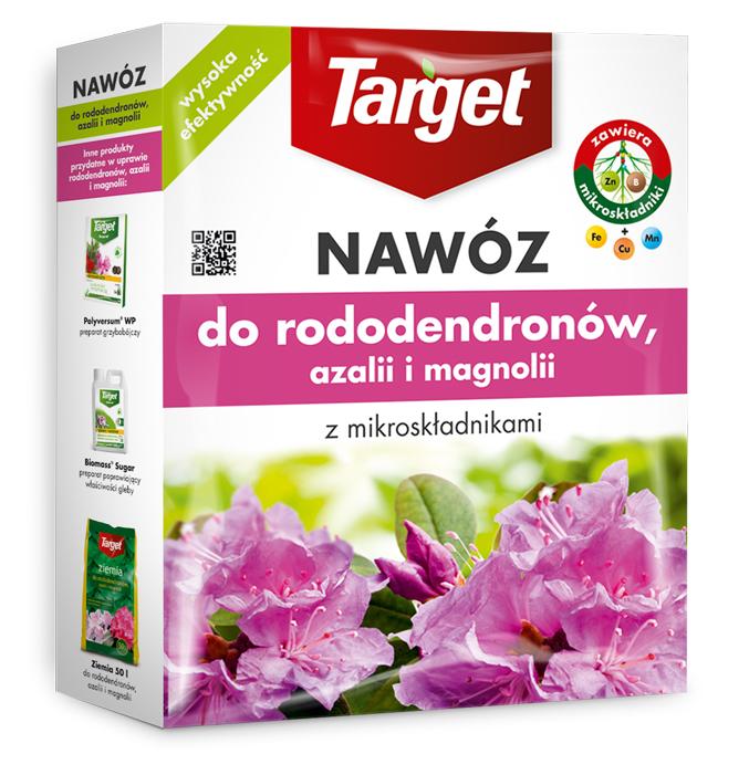 Target Nawóz granulowany do rododendronów i azalii 1kg 1