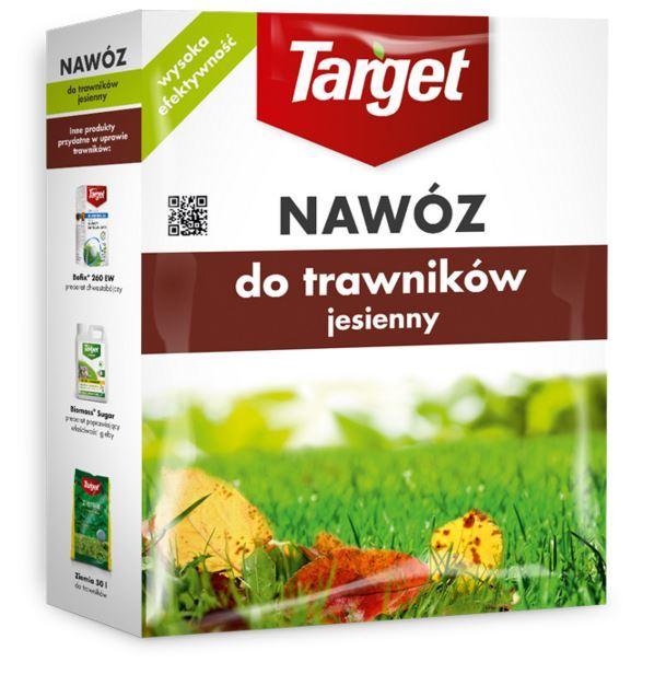 Target Nawóz granulowany jesienny do trawników 1kg 1