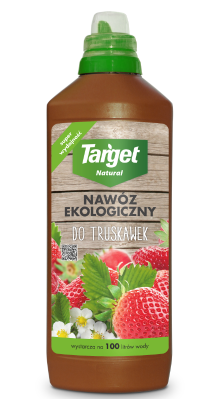 Target Nawóz ekologiczny do truskawek 1L 1