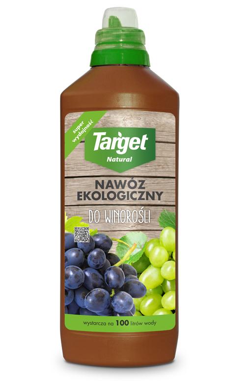 Target Nawóz ekologiczny do winorośli 1L 1