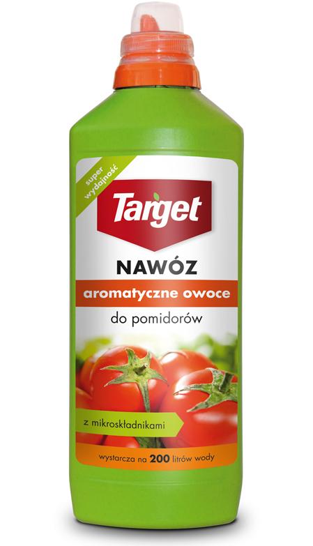 Target Nawóz w płynie Aromatyczne owoce do pomidorów 1L 1