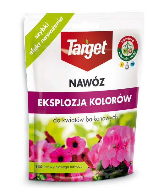 Target Nawóz rozpuszczalny do kwiatów balkonowych 150g 1