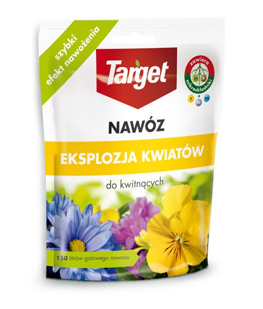Target Nawóz rozpuszczalny do roślin kwitnących 150g 1