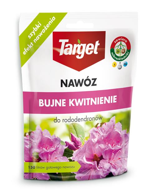 Target Nawóz rozpuszczalny Bujne kwitnienie do rododendronów 150g 1