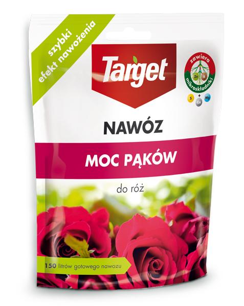 Target Nawóz rozpuszczalny Moc pąków do róż 150g 1