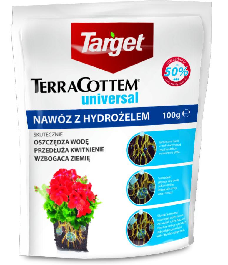 Target Odżywka Terracottem universal 100g 1