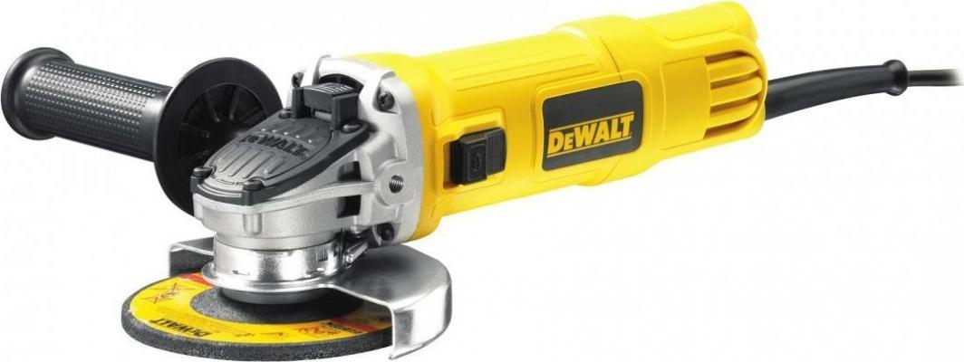 Dewalt szlifierka kątowa DWE4157 125mm 900W (DWE4157) 1