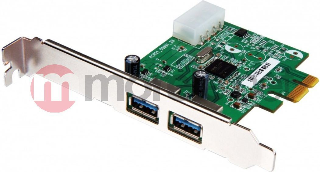 Kontroler Transcend PCI Express USB 3.0 x2 1