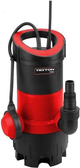 Tryton Pompa zatapialna do wody brudnej i czystej 750W 9m (TPB750) 1