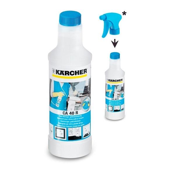 Karcher Preparat CA 40R do mycia szkła 0,5L (6.295-687.0) 1