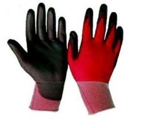 Rękawice robocze Bird czerwone 8 (R446CZERW8) 1