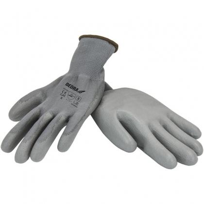 Dedra Rękawice ochronne PU L (BH1009R09) 1