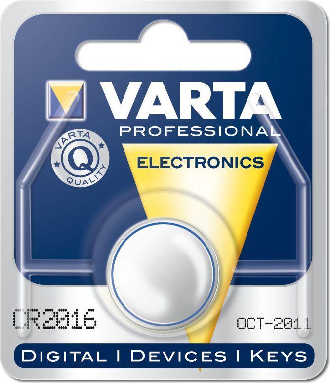 Varta Bateria Electronics CR2025 150mAh 1szt. 1