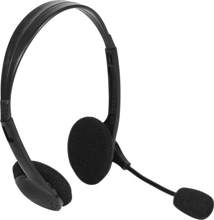 Słuchawki z mikrofonem Vakoss SK-201H 1