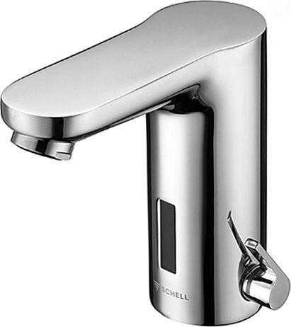 Bateria umywalkowa Schell Celis stojąca chrom (012320699) 1