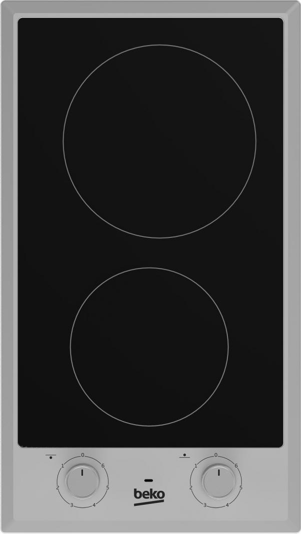 Płyta grzewcza Beko HDCC 32200 X 1