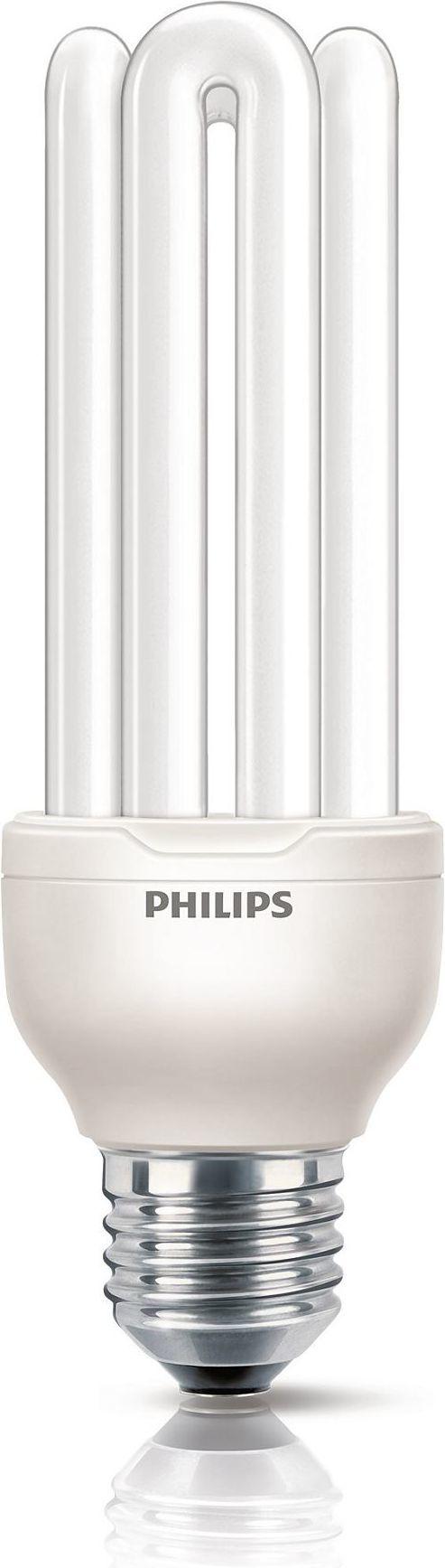 Świetlówka kompaktowa Philips Genie E27 14W (8711500801074) 1