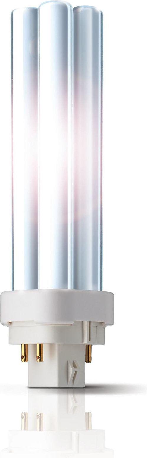 Świetlówka kompaktowa Philips Master PL-C G24q-2 18W (8711500623270) 1