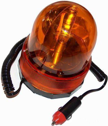 Mar-Pol Światło ostrzegawcze pomarańczowe 12V (82705) 1