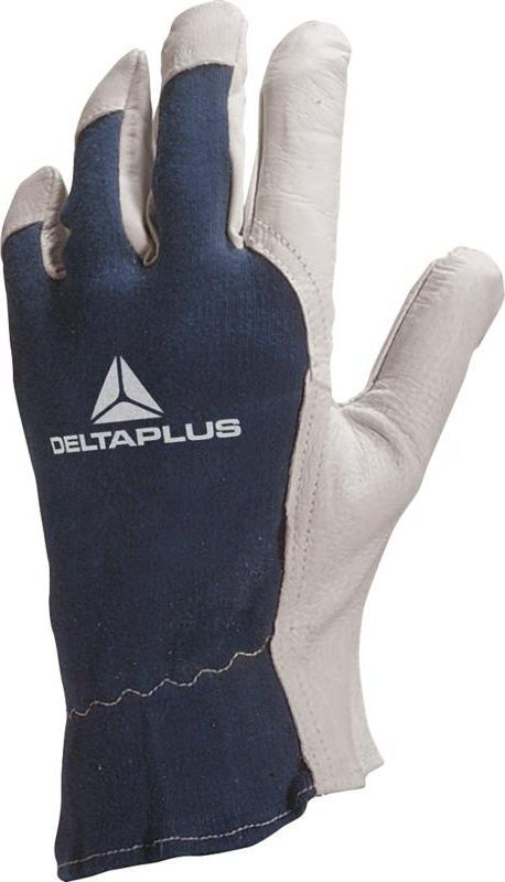 Delta Plus Rękawice ze skóry koziej rozmiar 8 (CT402BL08) 1