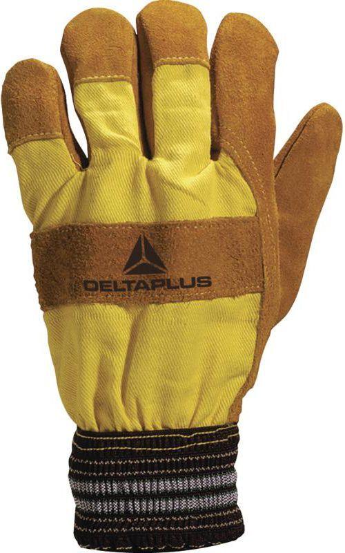DELTA PLUS Rękawice ocieplane Doker z dwoiny bydlęcej rozmiar 10 (DF13210) 1
