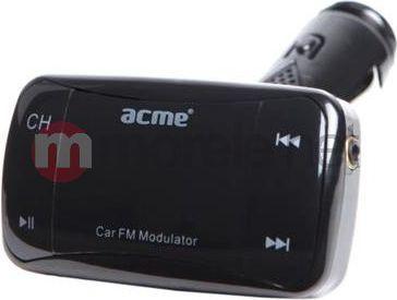 Transmiter FM Acme samochodowy F100-01 1