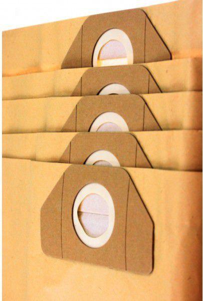 Worek do odkurzacza Black&Decker papierowy 30L do odkurzaczy Wet&Dry 5szt. (41830) 1