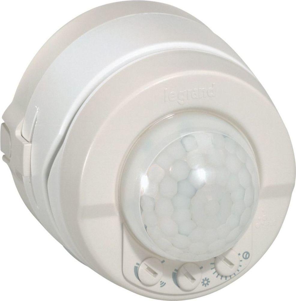 Legrand Czujnik ruchu 2000W 360° z puszką n/t biały/ecru (069780) 1
