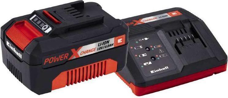 Einhell Zestaw startowy PXC akumulator 18V 4,0Ah + ładowarka (4512042) 1