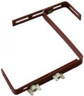 Greenmill Uchwyt Do Skrzynek Balkonowych Brązowy 2szt Gr5070r Id Produktu 3327868