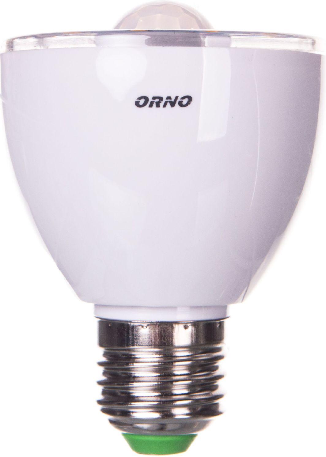 Orno Żarówka RICU LED z czujnikiem ruchu 5W E27 230V 3000K (OR-SW-7001LR3) 1