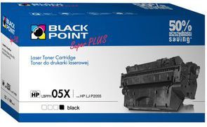 Black Point toner LBPPH05X / CE505X (black) 1