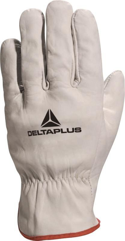 DELTA PLUS Rękawice ze skóry licowanej bydlęcej 10 (FBN4910) 1