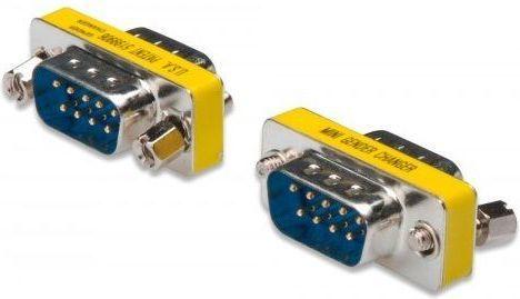 Digitus Adapter RS232 1:1 Typ DSUB9/DSUB9, M/M (AK-610505-000-I) 1