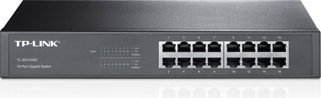 Switch TP-Link TL-SG1016D 1