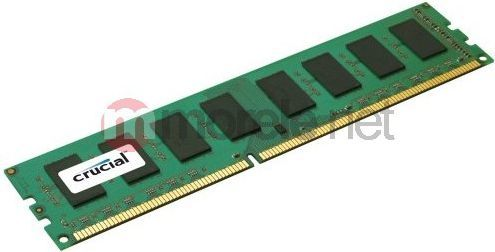 Pamięć Crucial DDR3, 4 GB, 1333MHz, CL9 (CT51264BA1339) 1