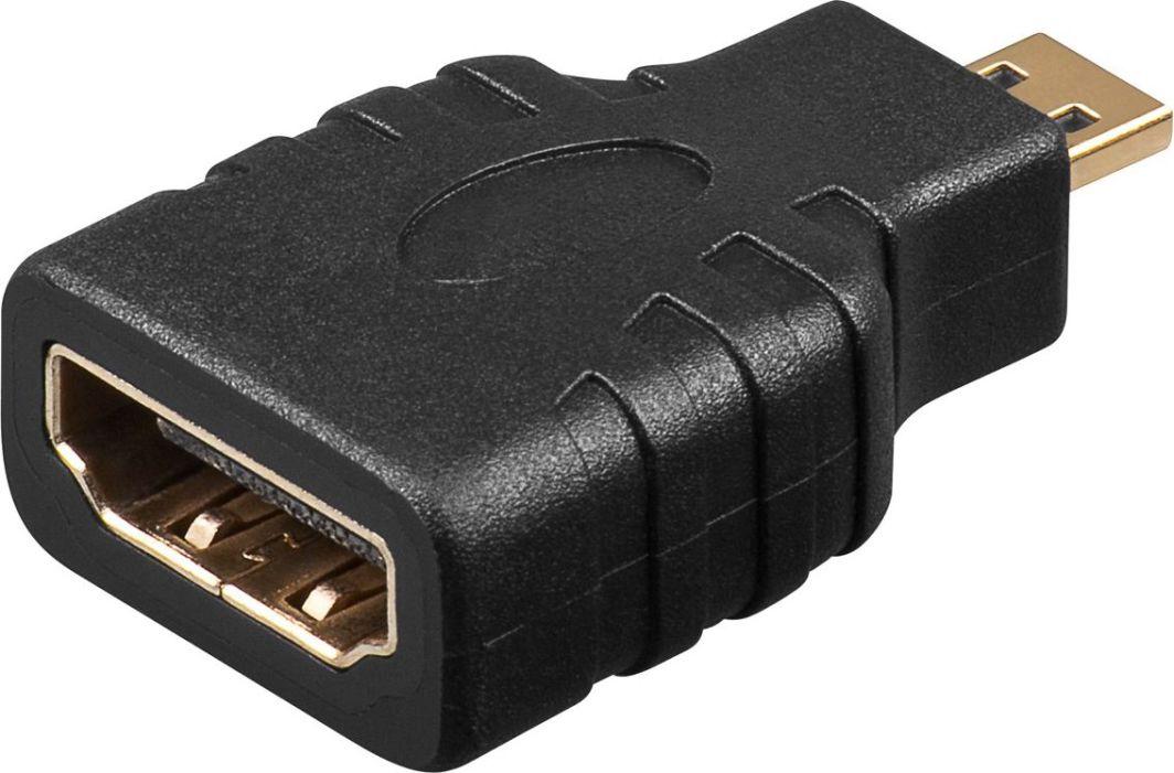 Adapter AV Goobay Adapter HDMI - micro HDMI (68842) 1