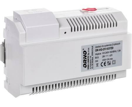 Orno Zasilacz stabilizowany 20-28V DC modułowy do serii VOX MEMO RAIS MEMO REMUS 1
