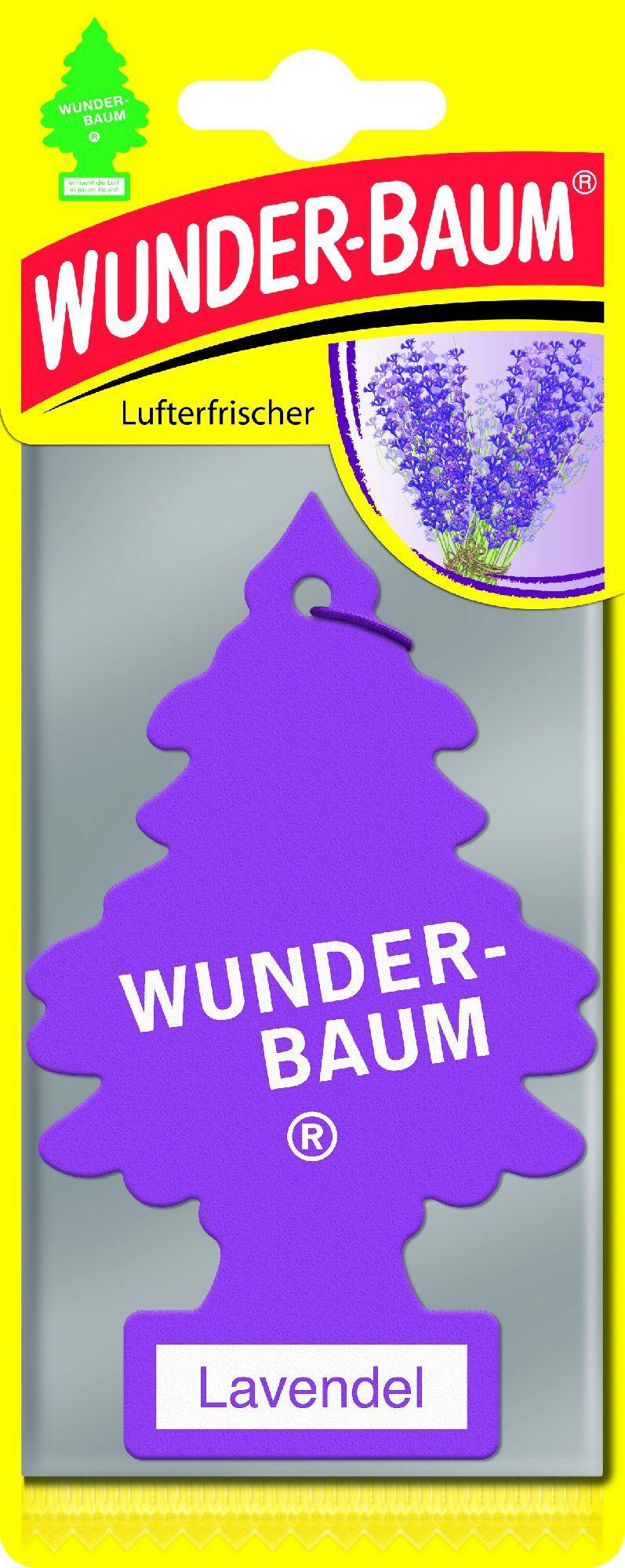 WUNDER-BAUM Zapach choinka Lawenda (23-049) 1