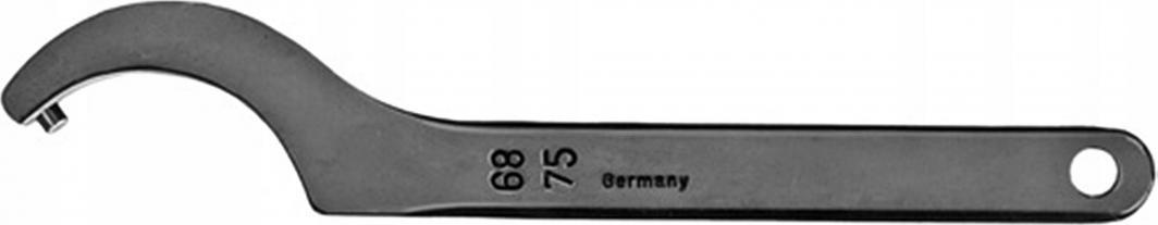 TONA EXPERT Klucz hakowy z pazurem przegubowy 60 - 68mm (730.1 60-68) 1